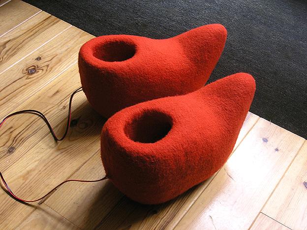 super sonic sound scape shoes
